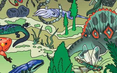 Carboniferous Friends